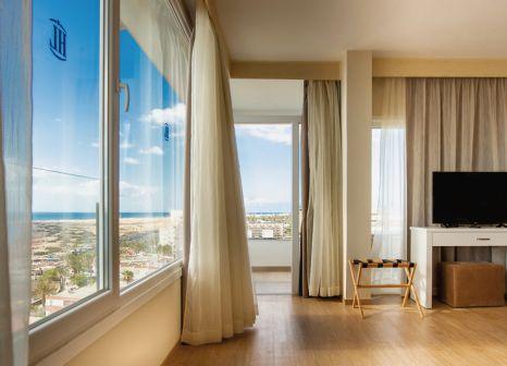 Hotelzimmer mit Yoga im HL Suite Hotel Playa Del Ingles