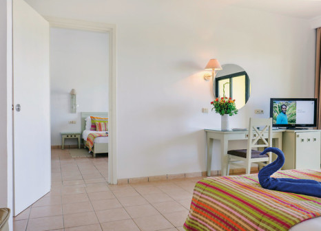 Hotelzimmer mit Golf im Aldiana Club Djerba Atlantide