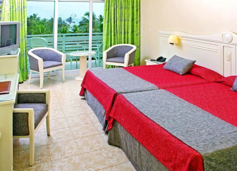 Hotelzimmer mit Mountainbike im Sol Cayo Coco