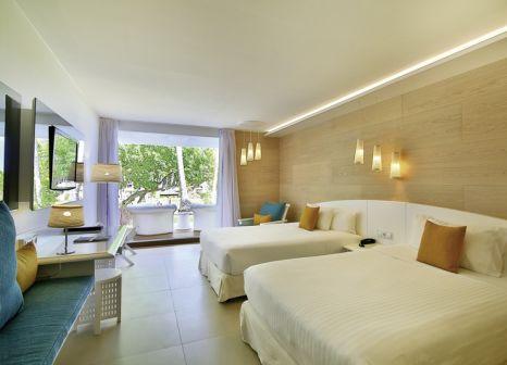 Hotelzimmer mit Golf im La Créole Beach Hôtel & Spa
