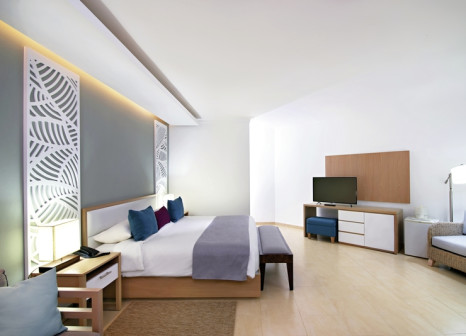 Hotelzimmer mit Volleyball im Grand Paradise Samaná