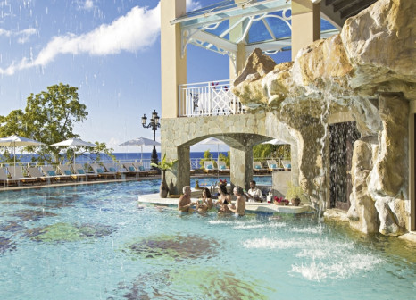 Hotel Sandals Regency La Toc in St. Lucia - Bild von DERTOUR