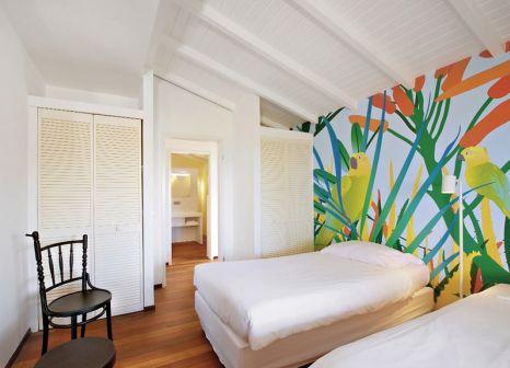 Hotelzimmer mit Mountainbike im Papagayo Beach Resort