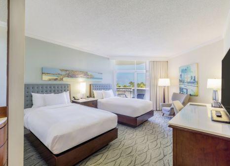 Hotelzimmer mit Golf im Hilton Aruba Caribbean Resort & Casino