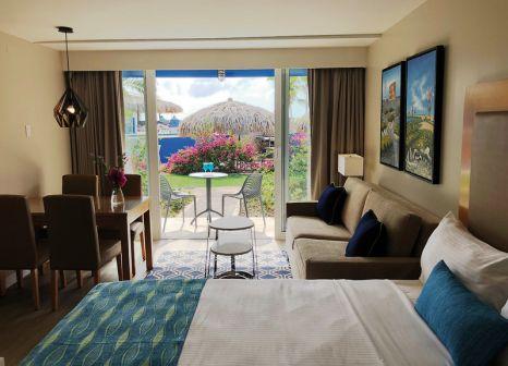 Hotelzimmer mit Volleyball im Divi Flamingo Beach Resort & Casino