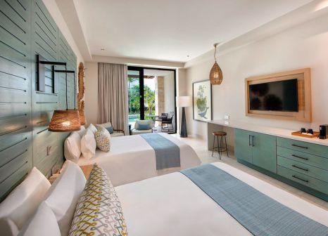 Hotelzimmer mit Volleyball im Lopesan Costa Bavaro Resort, Spa & Casino