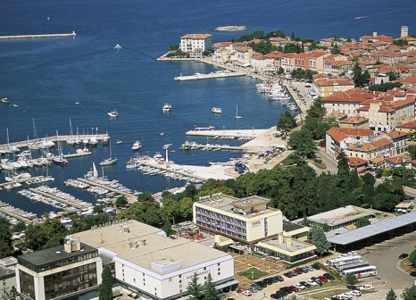 Hotel Porec in Istrien - Bild von DERTOUR