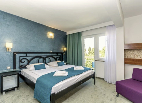 Hotelzimmer mit Tennis im Hotel Porec
