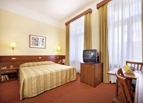 Hotelzimmer mit Yoga im Hotel Palace Bellevue