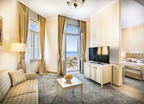 Hotelzimmer mit Fitness im Hotel Palace Bellevue
