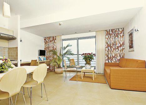 Hotelzimmer mit Mountainbike im Resort Belvedere Hotel & Apartments