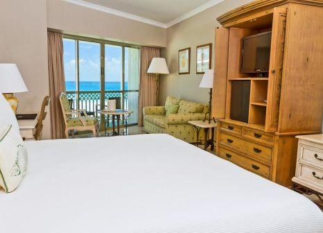Hotelzimmer mit Volleyball im Sandos Cancun Lifestyle Resort