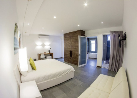 Hotelzimmer mit Golf im Bahia Del Sol Beach Front Boutque Hotel