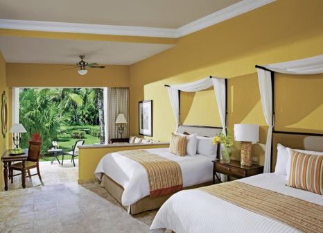 Hotelzimmer mit Volleyball im Dreams Tulum Resort & Spa