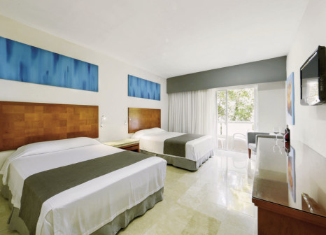 Hotelzimmer mit Yoga im Viva Wyndham Maya