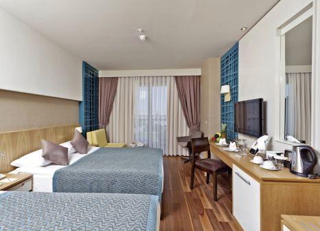 Hotelzimmer mit Volleyball im Sherwood Dreams Resort