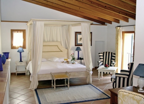 Hotelzimmer mit Golf im Hotel Sa Galera