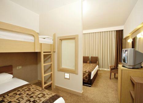 Hotelzimmer mit Fitness im Sunis Hotels Kumköy Beach Resort Hotel & Spa