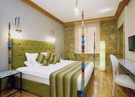 Hotelzimmer mit Golf im Alp Pasa Boutique Hotel