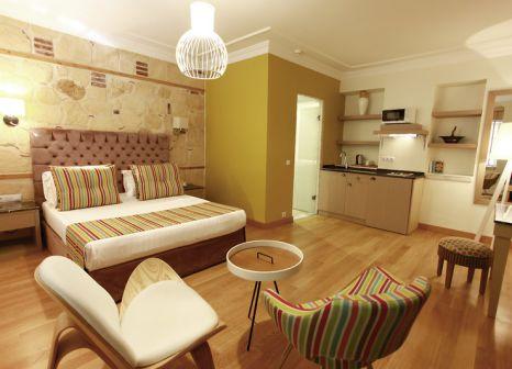 Hotelzimmer mit Fitness im Alp Pasa Boutique Hotel