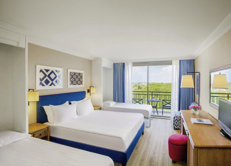 Hotelzimmer mit Minigolf im IC Hotels Green Palace