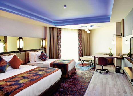 Hotelzimmer mit Volleyball im Royal Seginus