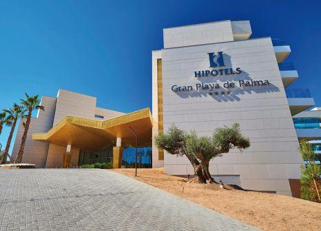 Hotel Hipotels Gran Playa de Palma günstig bei weg.de buchen - Bild von DERTOUR