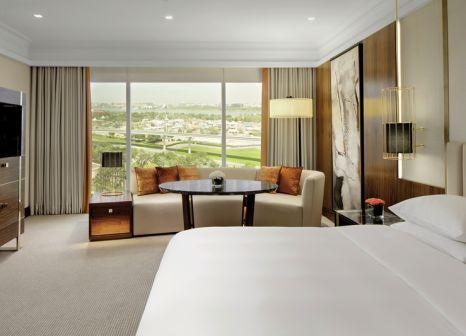 Hotelzimmer mit Golf im Grand Hyatt Dubai