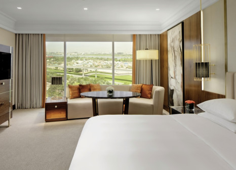 Hotelzimmer mit Yoga im Grand Hyatt Dubai