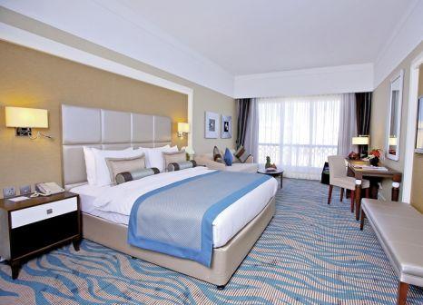 Hotelzimmer mit Volleyball im Rixos Bab Al Bahr