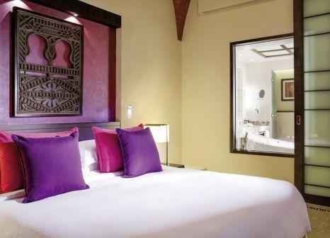 Hotelzimmer mit Mountainbike im Salalah Rotana Resort