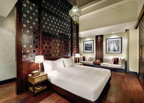 Hotelzimmer mit Volleyball im The Ritz-Carlton Ras Al Khaimah, Al Wadi Desert