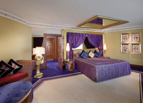 Hotelzimmer im Burj Al Arab Jumeirah günstig bei weg.de