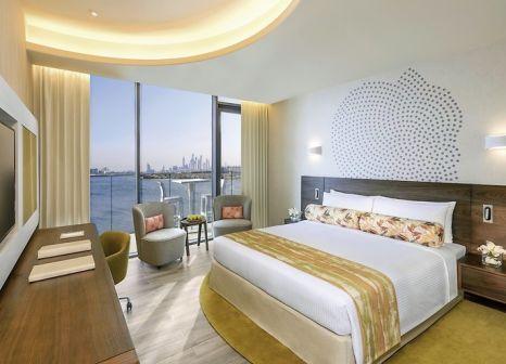 Hotelzimmer mit Mountainbike im The Retreat Palm Dubai MGallery by Sofitel