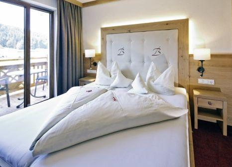 Hotelzimmer mit Minigolf im Hotel Berghof