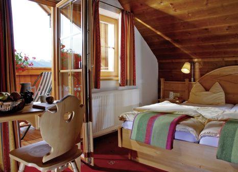 Hotelzimmer mit Spielplatz im Almwelt Austria
