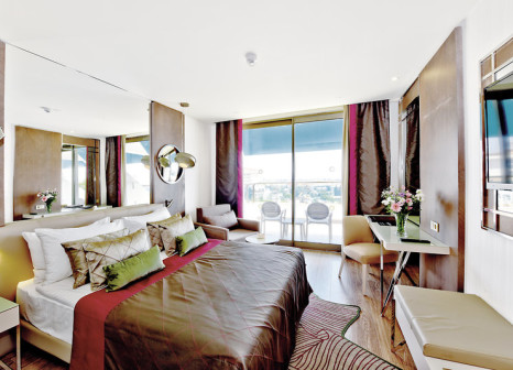 Hotelzimmer mit Yoga im Side Star Elegance