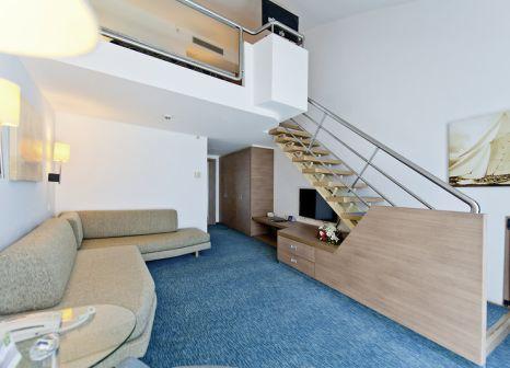 Hotelzimmer mit Minigolf im Concorde de Luxe Resort
