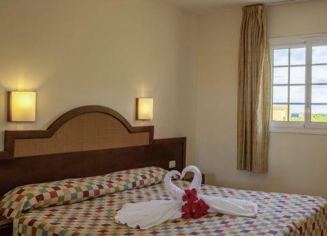 Hotelzimmer mit Mountainbike im La Caleta Apartamentos