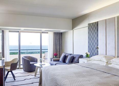 Hotelzimmer mit Yoga im Four Seasons Hotel