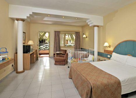 Hotelzimmer mit Tischtennis im Hotel Parque San Antonio