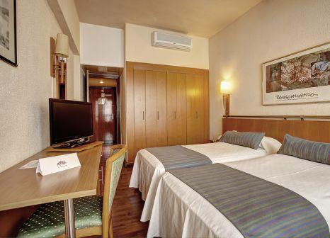 Hotelzimmer mit Tischtennis im Bull Astoria