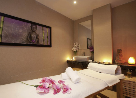 Hotelzimmer mit Golf im JS Alcudi Mar
