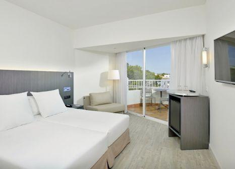Hotelzimmer mit Mountainbike im Innside by Melia Ibiza