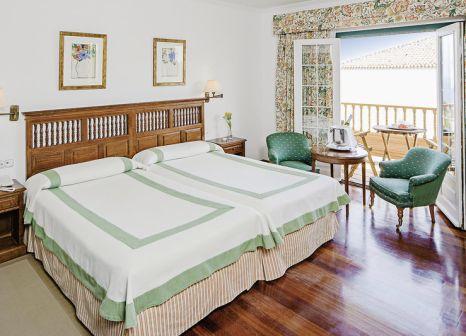 Hotelzimmer mit Kinderpool im Parador de La Palma