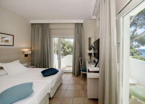 Hotelzimmer mit Mountainbike im Hotel Cala d'Or