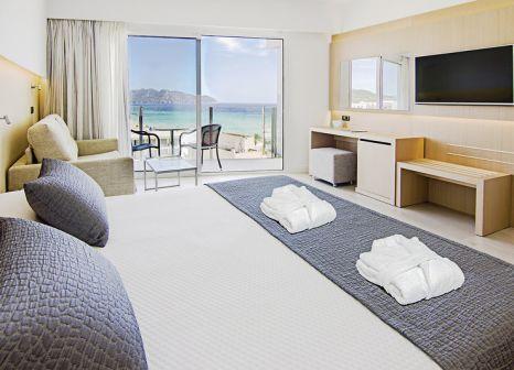 Hotelzimmer mit Mountainbike im Playa del Moro