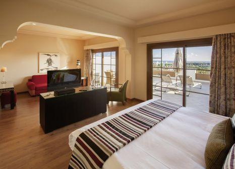 Hotelzimmer mit Volleyball im Lopesan Villa del Conde Resort & Thalasso