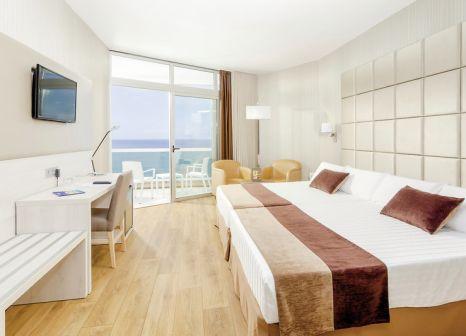 Hotelzimmer mit Tischtennis im Best Semiramis