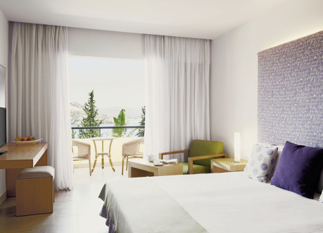 Hotelzimmer mit Tennis im Lindos Mare, Seaside Hotel